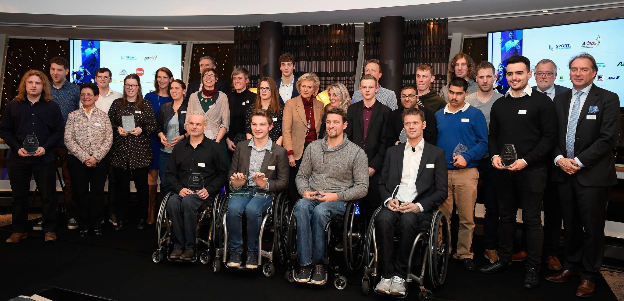 paralympic awards 2018