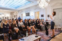 Sophie Wilmes - Women Ambassadors Network